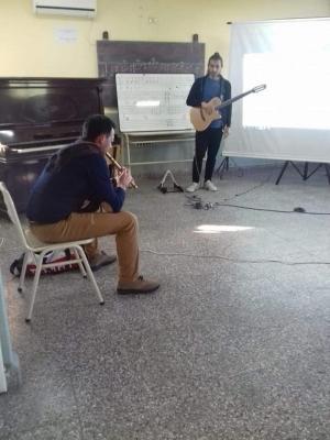 Clínica de Improvisación - Darío Acosta Teich - Julio 2019