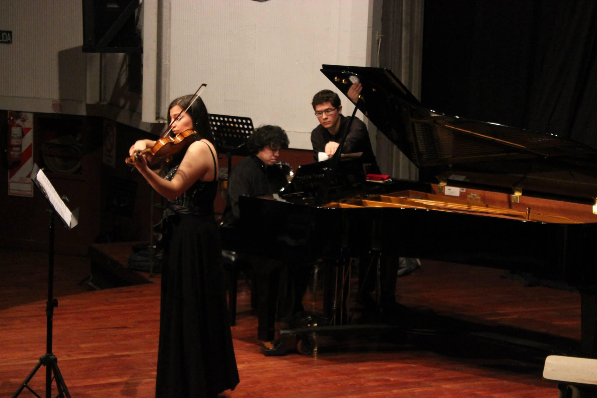Recital de Música de Cámara y Ensamble de Percusión (Mayo)