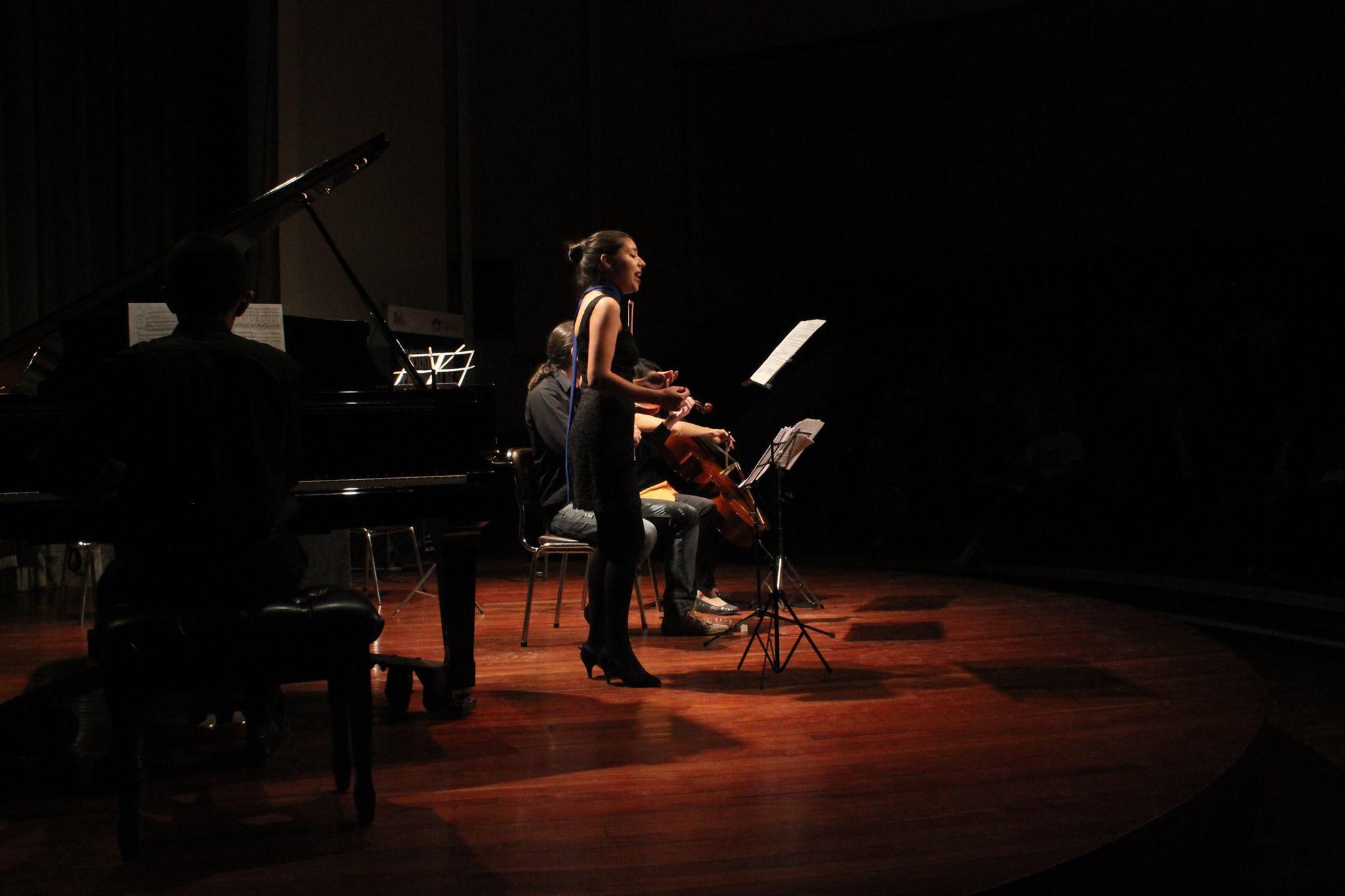 Recital de Música de Cámara e Improvisación - Agosto de 2015