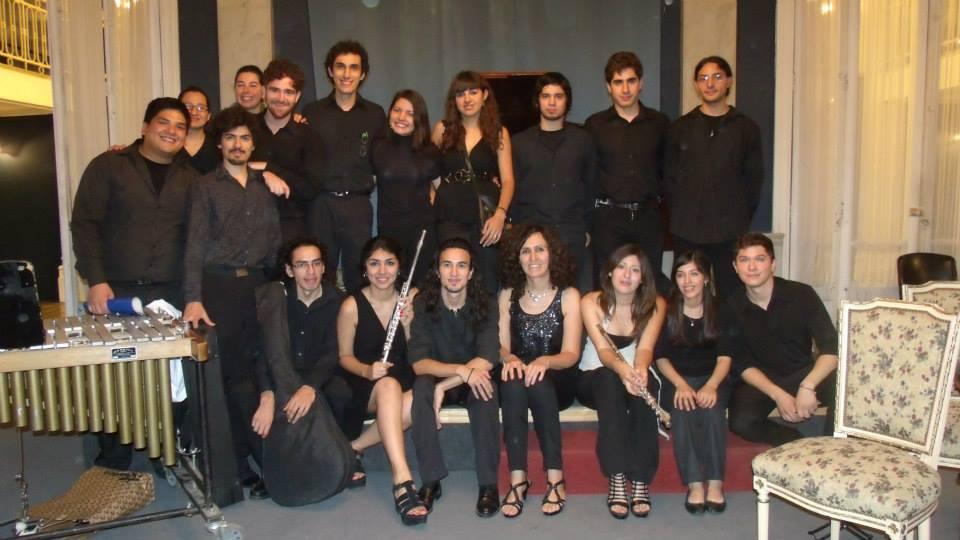 Recital de Cámara (Foyer del Teatro San Martín, noviembre 2013)