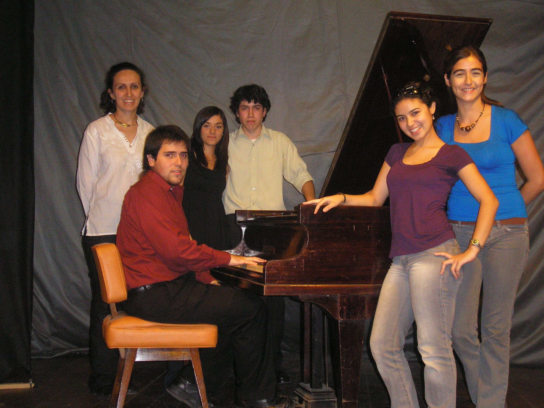 Recital Sirio Libanesa - Noviembre 2008