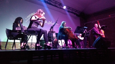 2da. Semana de la Música - Noviembre - Centro Cultural H. Tizón - Jujuy