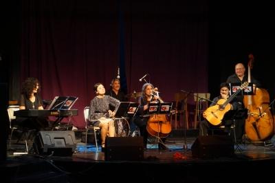 """Participación en el Concierto """"Música para el Conservatorio"""" - Marzo - Círculo de la Prensa"""