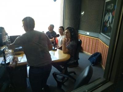 """Entrevista Programa """"Todos Igual"""" - Radio 2 - Jujuy"""