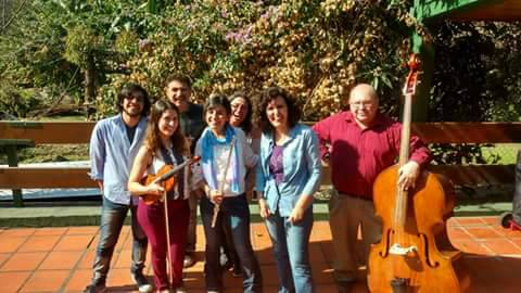 Recital Bolling & Piazzolla
