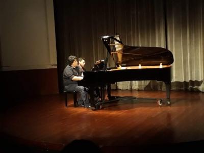 """Ciclo """"El Conservatorio en el Virla"""" - Recital de Piano"""