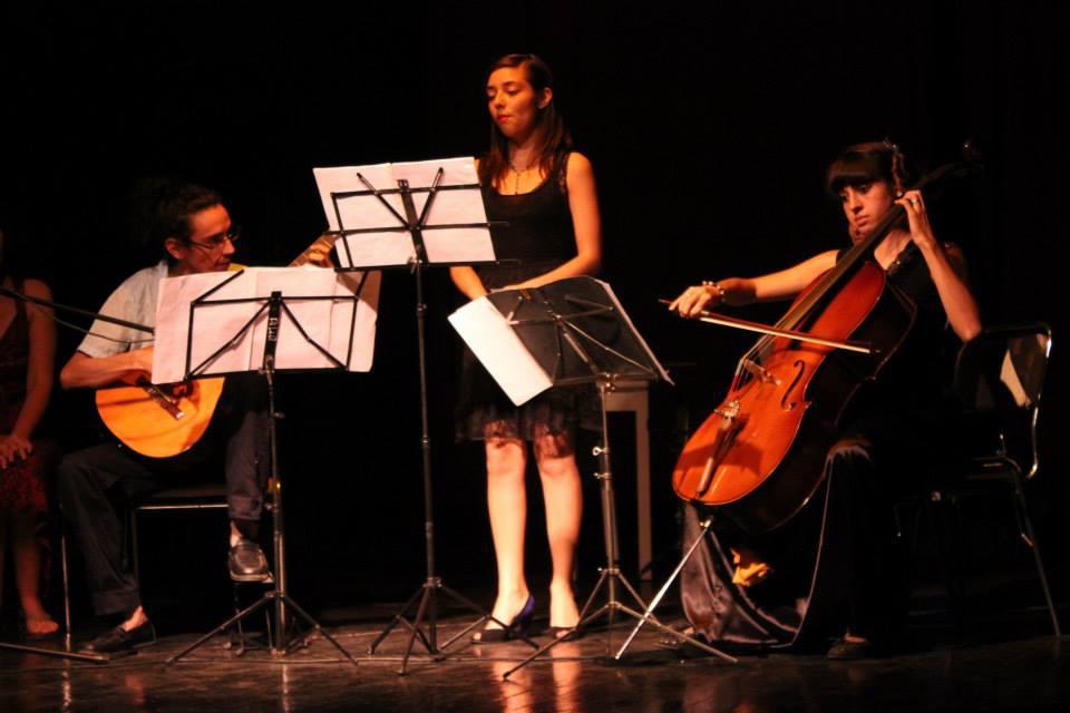 Semana de la Música - Círculo de la Prensa (Nov. 2014)