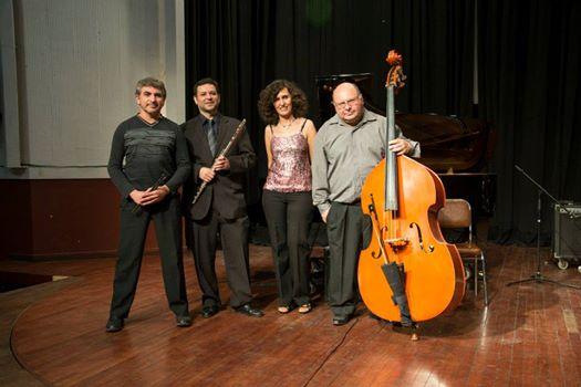 Bolling, acústico y entre amigos - Centro Cultural Virla - Septiembre 2014