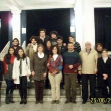 Seminario de Estéticas contemporáneas y Literatura pianística - Junio de 2014