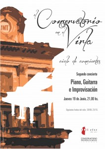 Recital de Piano - Junio 2014