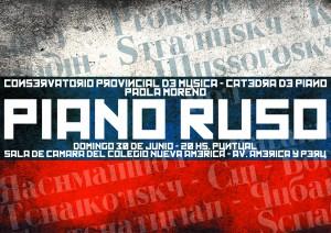 Piano Ruso - Junio 2013